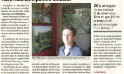 Article Bien-Public Marc Haumont 2011