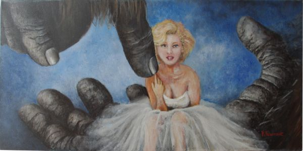 King Kong & Marilyn